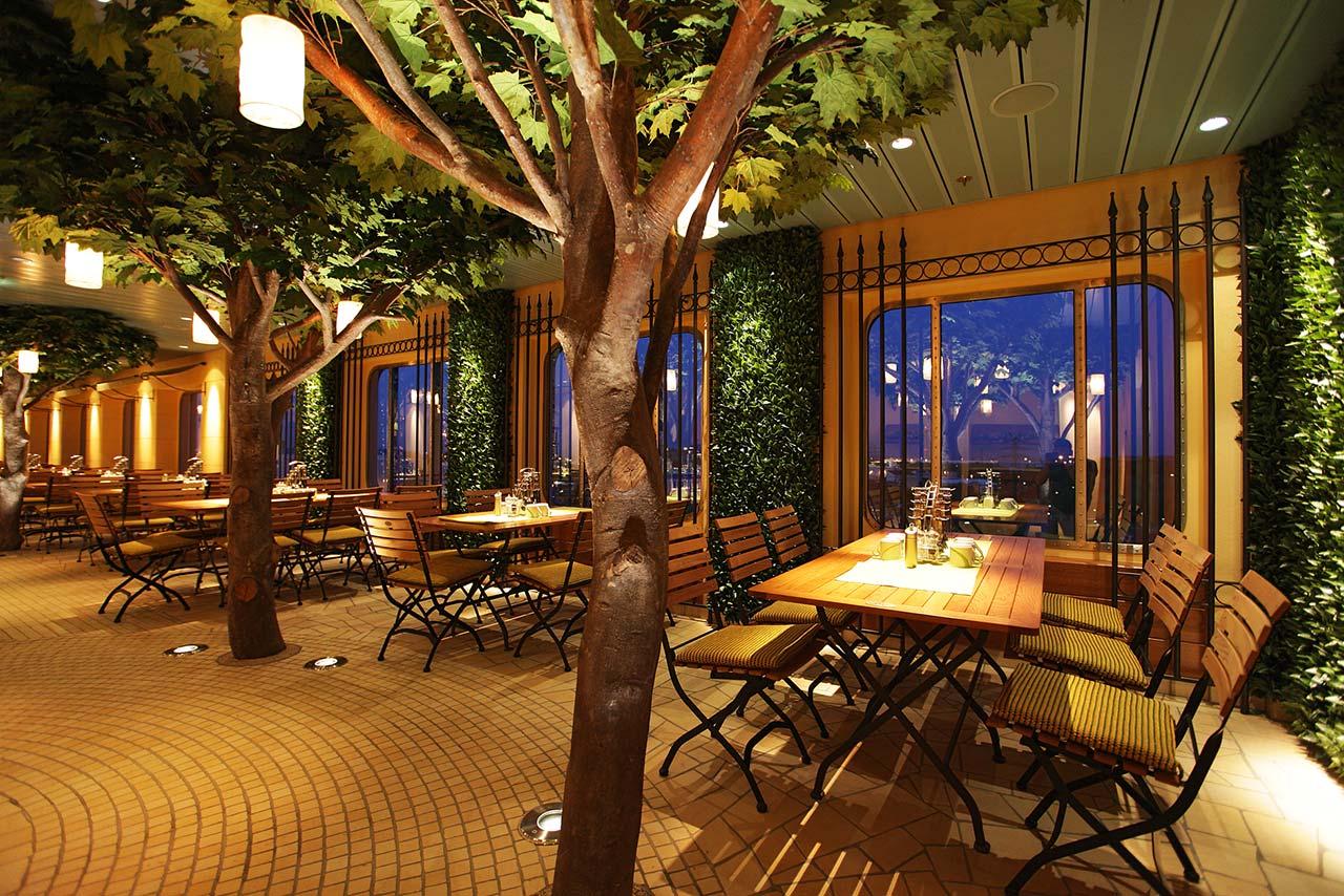 AIDAmar Restaurant