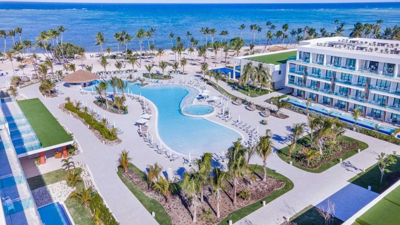 Serenade Punta Cana Anlage