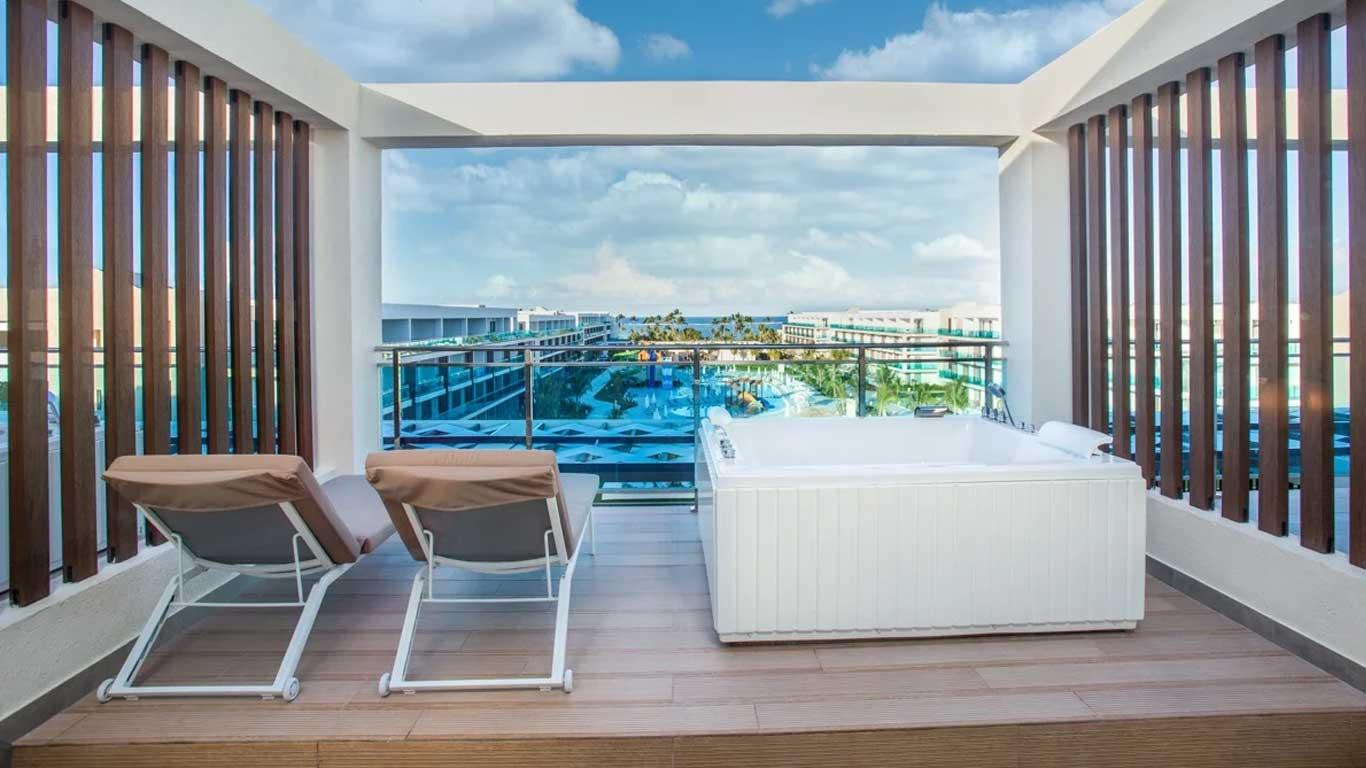 Serenade Punta Cana Balkon