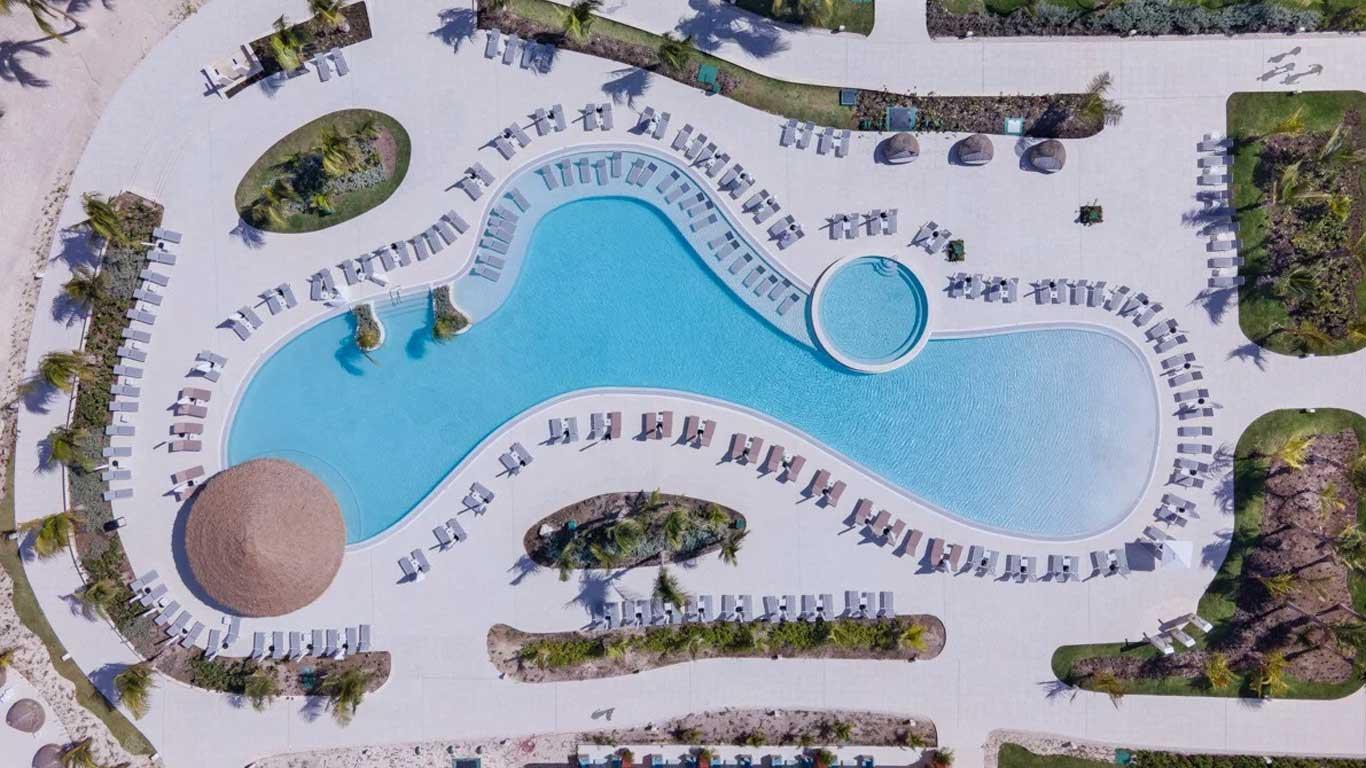 Serenade Punta Cana Poollandschaft 1