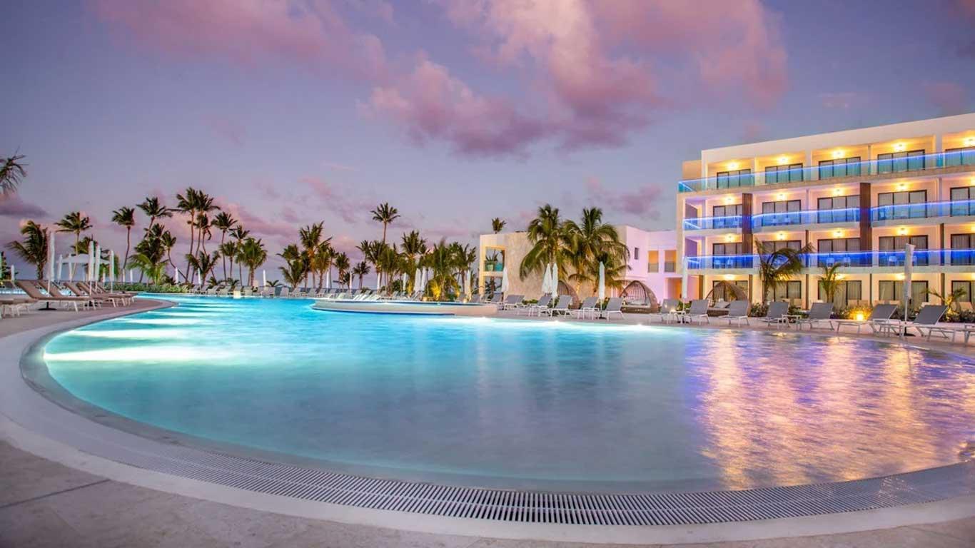 Serenade Punta Cana Poollandschaft